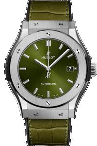 Classic Fusion Titanium Green