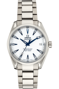 Aqua Terra Good Planet Master Co-Axial  Titanium Automatic