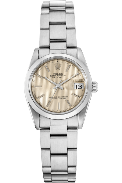 Datejust Circa 1980's Stainless Steel Automatic