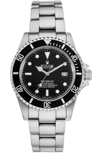 Sea-Dweller Circa 1980s Stainless Steel Automatic