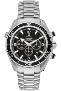 Planet Ocean Chronograph Stainless Steel Automatic