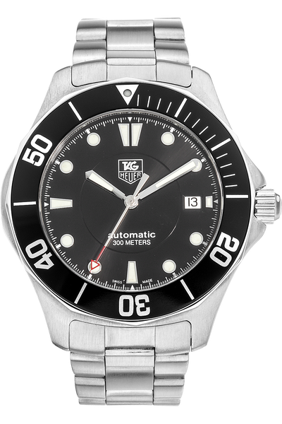 Aquaracer Stainless Steel Automatic