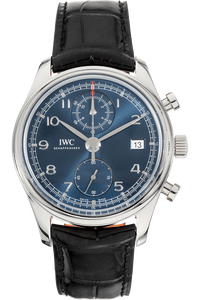 Portuguese Chronograph Classic Laureus Stainless Steel Automatic