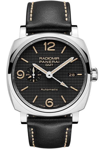 Radiomir 1940 3 Days GMT Automatic Acciaio- 45mm