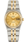 Datejust Circa 1980 Yellow Gold and Stainless Steel Quartz