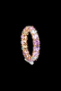 Pastello Wedding Ring in 18K Rose Gold