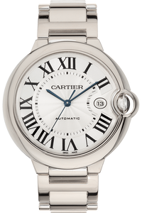 Ballon Bleu White Gold Automatic