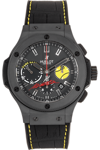 Big Bang Nastie Bang Limited Edition  Ceramic Black Automatic