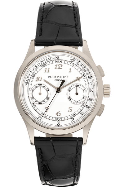 Pre Owned Patek Philippe Chronograph 5170g 001