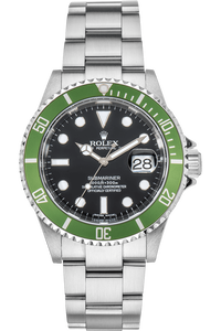 Submariner Anniversary Edition Stainlesss Steel Automatic