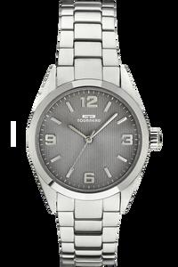 Ladies' Steel Gray Dial