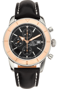 SuperOcean Heritage Rose Gold and Stainless Steel Automatic