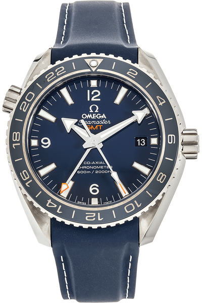 45db9aaff5846 Pre-Owned Omega Seamaster Planet Ocean Co-Axial GMT (2.32924E+13)