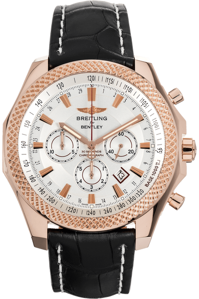 Bentley Barnato Limited Edition  Rose Gold Automatic