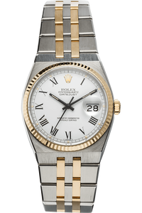 Datejust Yellow Gold and Stainless Steel Quartz