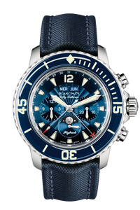 Fifty Fathoms Complete Calendar Moonphase