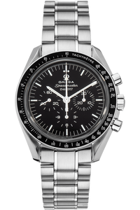 Speedmaster Moonwatch Anniversary Limited Edition Stainless Steel Manual