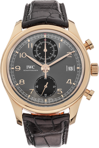 Portuguese Chronograph Classic Rose Gold Automatic