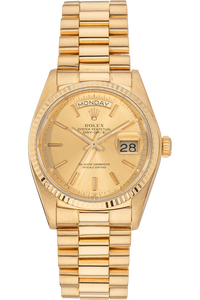 Day-Date Circa 1979 Yellow Gold Automatic
