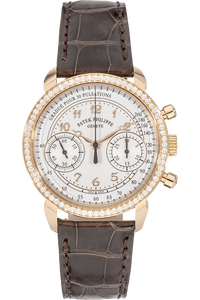 Chronograph Reference 7150 Rose Gold Manual