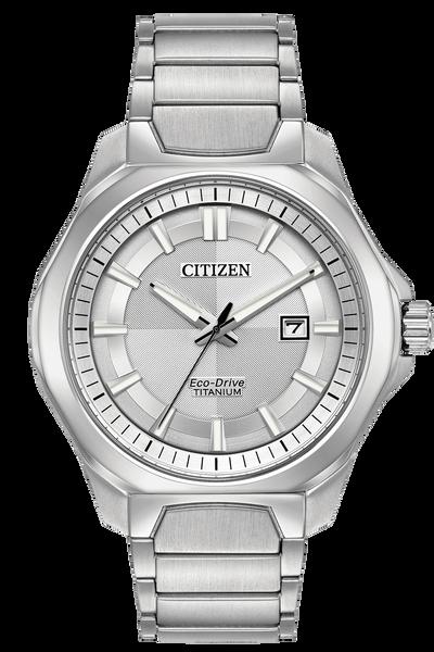 Eco-Drive  Titanium Watch