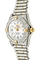 Callistino Yellow Gold and Stainless Steel Quartz
