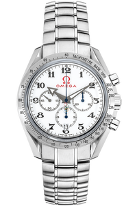 Speedmaster Specialities Olympic Stainless Steel Automatic