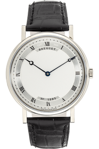 Classique Ultra-Slim White Gold Automatic
