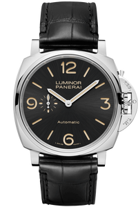Luminor Due 3 Days Automatic Acciaio - 45mm