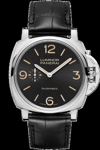 Luminor Due 3 Days Automatic Acciaio - 45mm