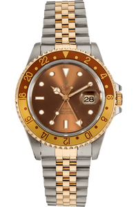 GMT-Master II Yellow Gold and Stainless Steel Automatic