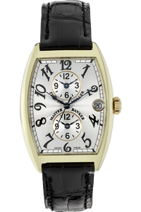 Master Banker Yellow Gold Automatic