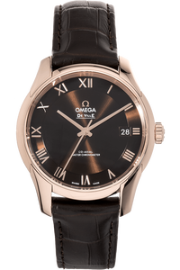 Hour Vision Co-Axial Master Chronometer Rose Gold Automatic