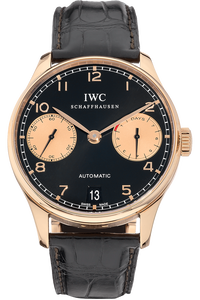Portuguese Rose Gold Automatic