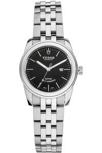 Glamour Date Stainless Steel Automatic