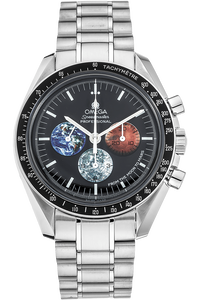 Speedmaster Professional Moonwatch Stainless Steel Manual