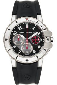 Project Z2 Ocean Diver White Gold Automatic