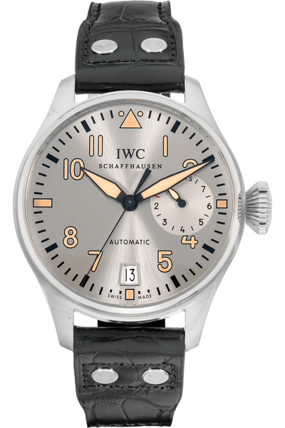 Big Pilot's Father and Son Limited Edition Platinum Automatic
