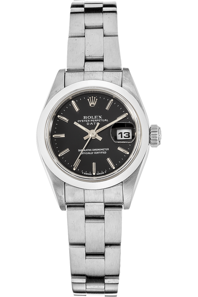 Date Circa  Stainless Steel Automatic