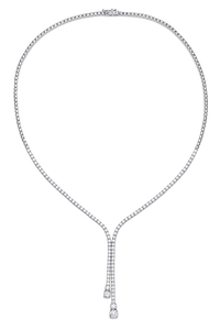 Classics Necklace in 18K White Gold