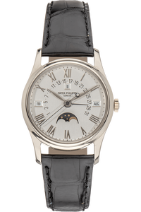 Perpetual Calendar Reference 5050 White Gold Automatic