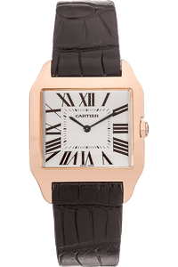 Santos Dumont Rose Gold Manual