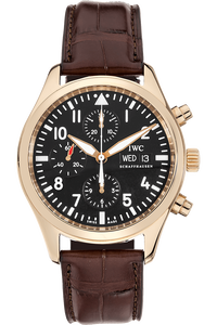Pilot's Chronograph Rose Gold Automatic