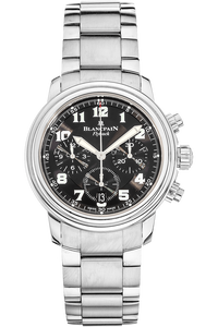 Leman Flyback Chronograph Stainless Steel Automatic