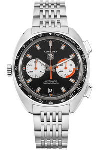 Autavia Stainless Steel Automatic