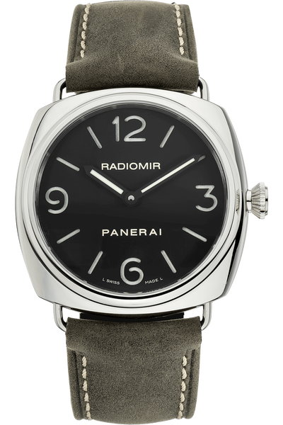 Radiomir Stainless Steel Manual