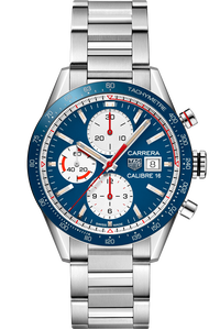 Carrera Calibre 16 Automatic Chronograph