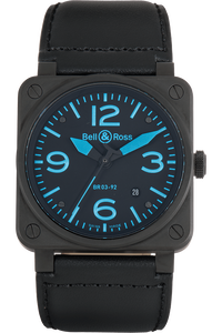 BR 03-92 PVD Stainless Steel Automatic