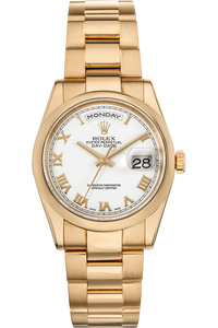 Day-Date Yellow Gold Automatic