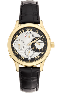L.U.C Regulateur GMT Limited Edition  Yellow Gold  Manual